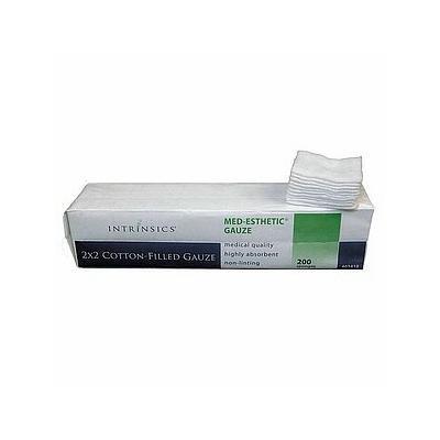 Intrinsics Cotton-Filled Gauze Pad, 2 x 2