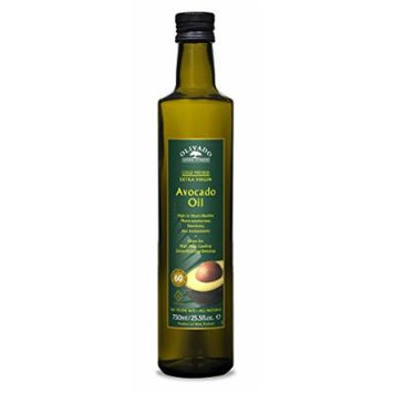 Olivado - Unrefined Extra Virgin Cold Pressed Avocado Oil 25.5 Oz 750ml
