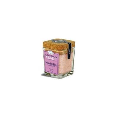 Peruvian Pink Salt Artisan Cork Jar 6.5 Oz