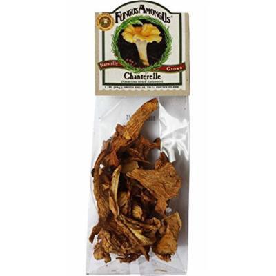 Dried Chanterelle Mushrooms 1 Ounce