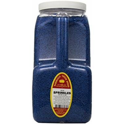 Marshalls Creek Spices Sprinkles, Blue, XX-Large, 9 Pound