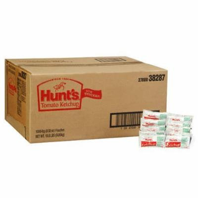Hunt's Tomato Ketchup Packets 1,000/ 0.32 Oz