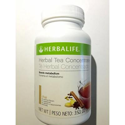 Herbalife Herbal Tea Concentrate Chai 3.53Oz