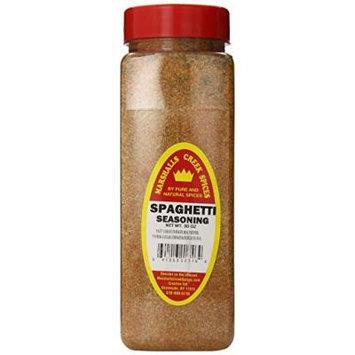 Marshalls Creek Spices Seasoning, Spaghetti, XL Size, 30 Ounce