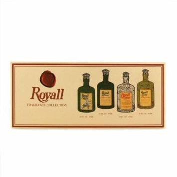 Royall Fragrance Collection (4 Piece Set) 10mlea fragrance set by Royall Fragrances