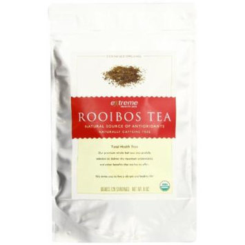 Extreme Health USA Extreme Health's Organic Rooibos Tea, Total Health Loose Leaf Tea, 8-Ounce Pouches