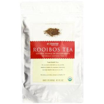 Extreme Health USA Extreme Health's Organic Rooibos Tea, Total Health Loose Leaf Tea, 8-Ounce Pouches