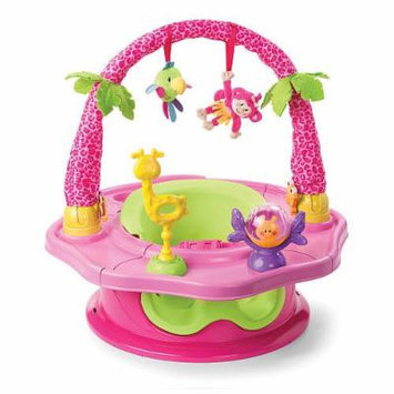 Summer Infant Island Giggles Deluxe Super Seat Pink