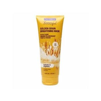 Freeman Feeling Beautiful - Brightening Mask, Golden Grain - 6 fl oz