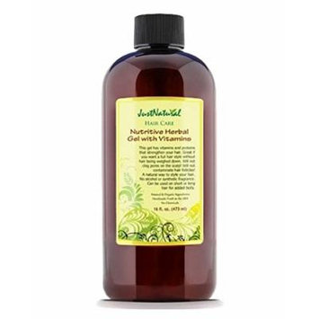 Nutritive Herbal Gel with Vitamins