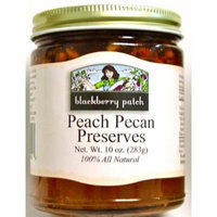 All Natural Peach Pecan Preserves, 10 oz