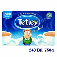 Tetley - Original Tea Bags 240 - 750g
