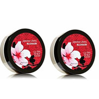 Bath & Body Works Japanese Cherry Blossom Gift Set ~ Body Butter Lot of 2
