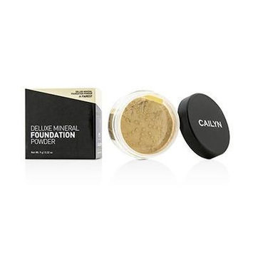 Cailyn Cosmetics Deluxe Mineral Foundation Powder, Fairest, 0.3 Ounce