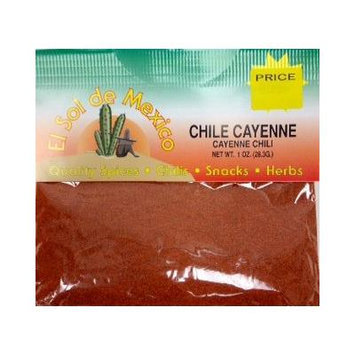 Cayenne Pepper, 1 oz.