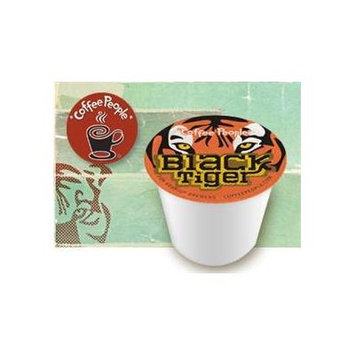 Coffee People Black Tiger Coffee * 3 Boxes of 24 K-Cups *