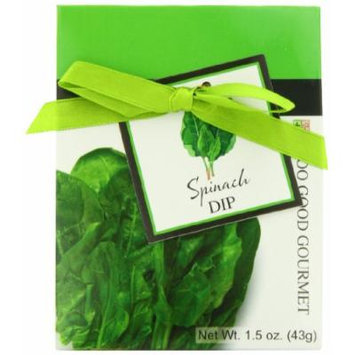 Too Good Gourmet Party Dip Mix, Spinach, 1.5 Ounce (Pack of 24)