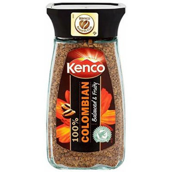 Kenco - Instant Coffee - 100% Colombian - 100g