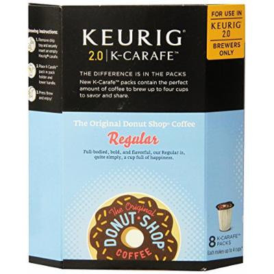KEURIG 2.0 K-Carafe Donut Shop Regular Coffee