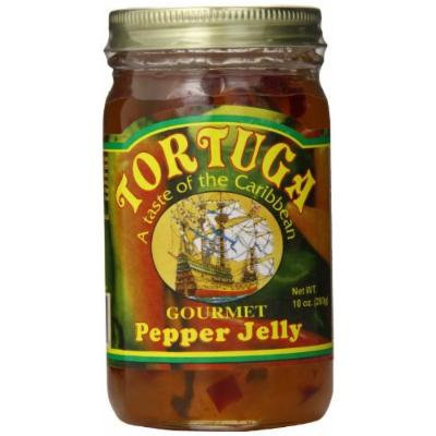 Tortuga Gourmet Pepper Jelly Sauce, 10 Ounce
