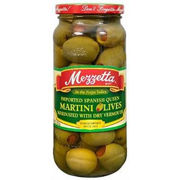Mezzetta Martini Olives, 3 Count