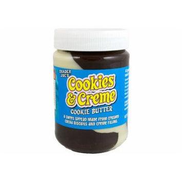 Trader Joe's Cookies & Cream Spread (1 Jar)