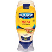 Best Foods Mayonnaise, Real Squeeze, 11.5 Ounce