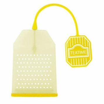 Supreme Housewares Tea Bag, Yellow
