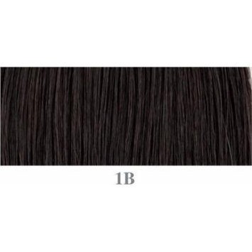 Outre Purple Pack 100% Human Hair Weave (18 inches, 1B(Off Black))