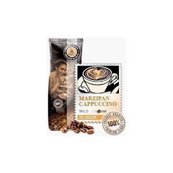 GOURVITA Flavored Coffee Beans Cappuccino Marzipan 1000G