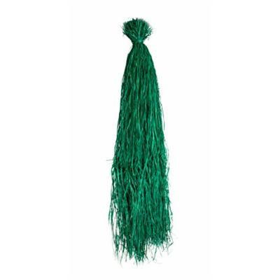 SuperMoss (30420) Raffia Rainbow Hanks, Green, 1lb