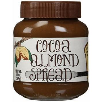 Trader Joe's Cocoa Almond Spread 13 Ounce