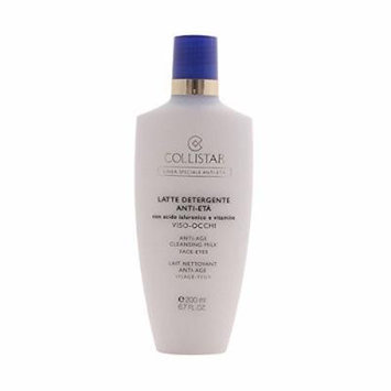 Collistar - ANTI-AGE face & eyes cleansing milk 200 ml