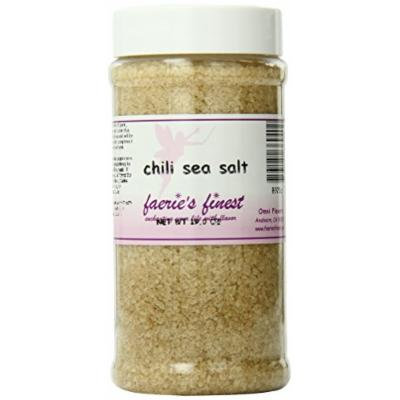 Faeries Finest Sea Salt, Chili, 19 Ounce