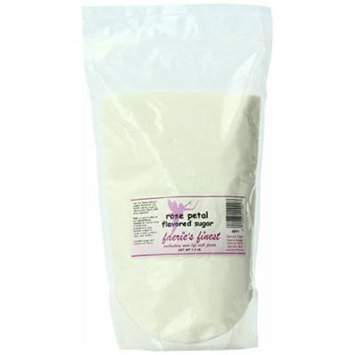Faeries Finest Sugar, Rose Petal, 2.0 Pound