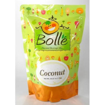 BOLLE Boba Bubble Tea Smoothie Powder Mix Drinks (Coconut)