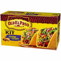 Old El Paso Stand 'N Stuff Taco Dinner Kit, 8.8-Ounce (Pack of 6 )