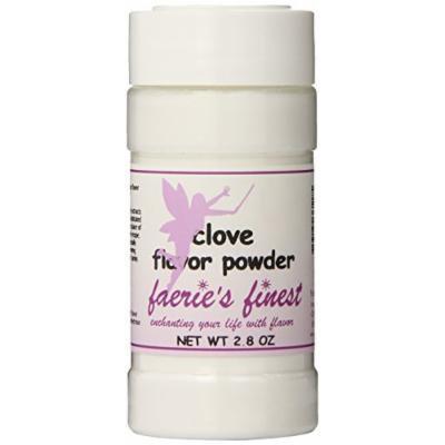 Faeries Finest Flavor Powder, Clove, 2.80 Ounce