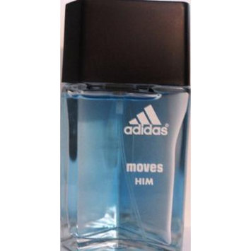 adidas- moves spray eau toilette 1.0fl oz for him