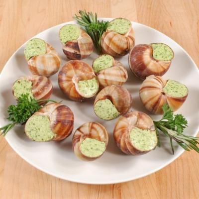 Escargot Helix a la Bourguignonne - 1 x 4.0 oz (12 count)