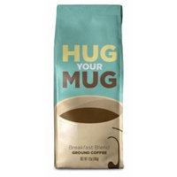 Hug Your Mug 21864 Breakfast Blend Ground Coffee 12 oz.