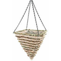 SuperMoss (29631) Wood Woven Baskets - Pyramid Style, June 14