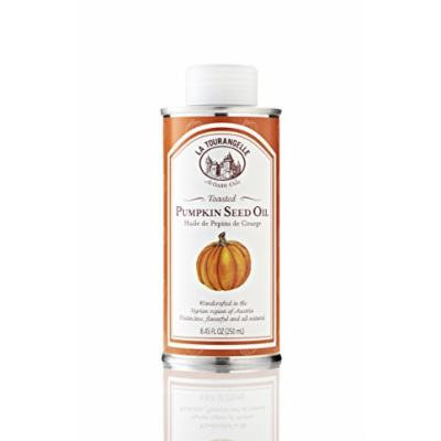 La Tourangelle Toasted Pumpkin Seed Oil, 8.45-Ounce Tins (Pack of 2)