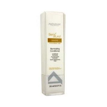Alfaparf 16355611844 Semi Di Lino Diamond Illuminating Conditioner - For Normal Hair - 250ml-8.45oz