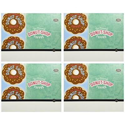 Coffee People Decaf Donut Shop K-Cups, 88-Count