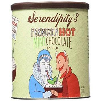 Serendipity 3 Frrozen Hot Mint Chocolate Mix 18oz Can