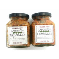 Trader Joe's Green Olive Tapenade (Pack of 2)