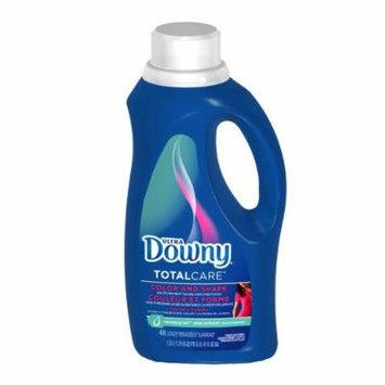 Downy Fabric Softener Liquid, Total Care, Renewing Rain, 48 Loads 41 fl oz (1.23 l)