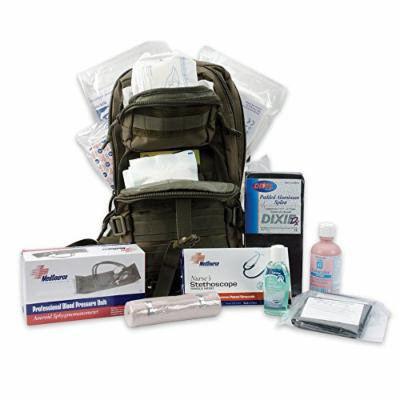 First Aid Kit - Trauma Kit #3- OD Green (bag color) - Camping First Aid Kit - Military First Aid Kit - Home First Aid Kit