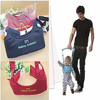 Baby 5 Colors Opitional Walking Assistant Children Jumper Learning Walking Belt Baby Harnesses Leashes